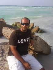 ahmed from Egypt 33 y.o.