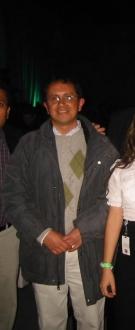 Eric Santiago de Querétaro