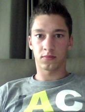 Nicholas from Belgium 28 y.o.