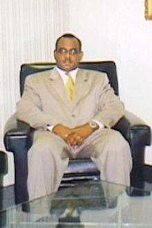 Theophilus Springdale
