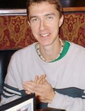 Aaron from Canada 41 y.o.