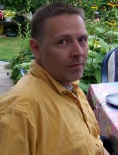 Stefan from Sweden 53 y.o.