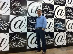 Syed afaq H̱awr Fakkān
